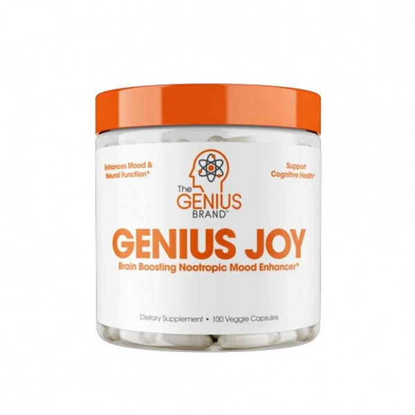 The Genius Brand Genius Joy 90 Kapsel Dose