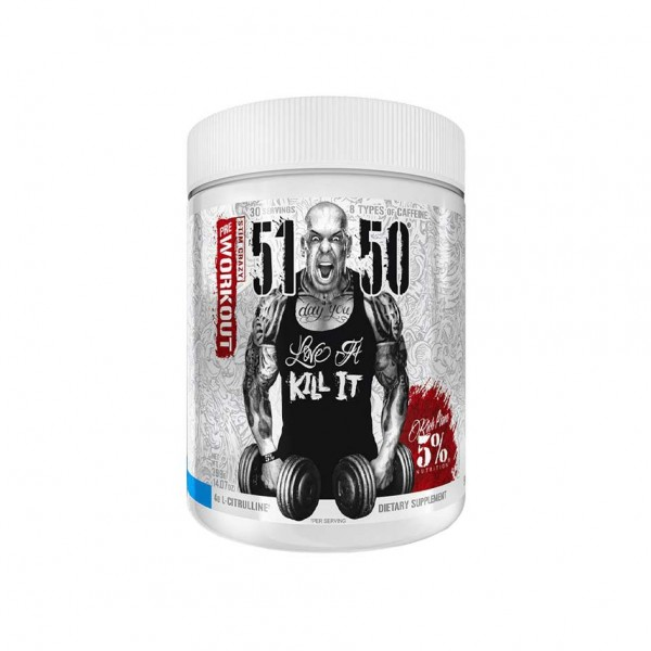 5% Nutrition 5150 Pre-Workout 375g Dose