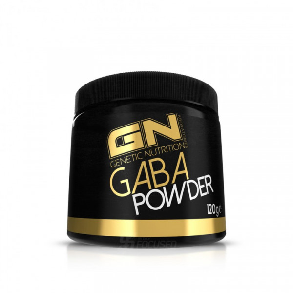 GN Laboratories Gaba Powder 120g Dose