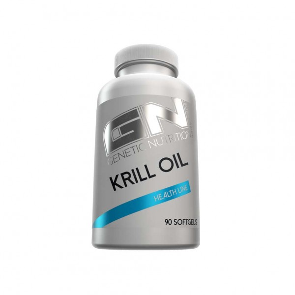 GN Laboratories Krill Oil 90 Softgels