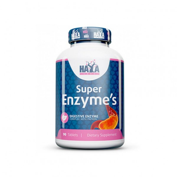 Haya Labs Super Enzyme Complex 90 tabs
