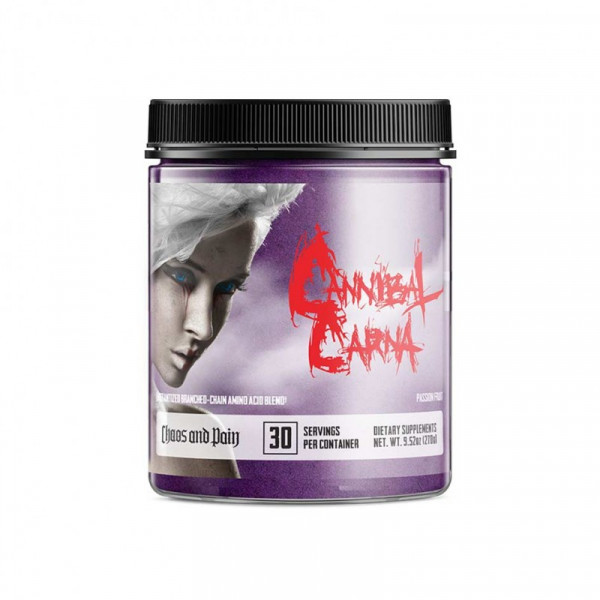 Chaos and Pain Cannibal Carna 270g Dose