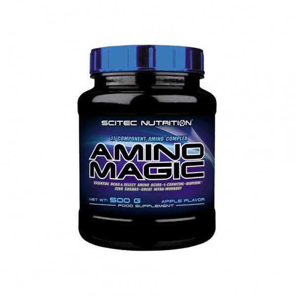 Scitec Nutrition Amino Magic 500g Dose
