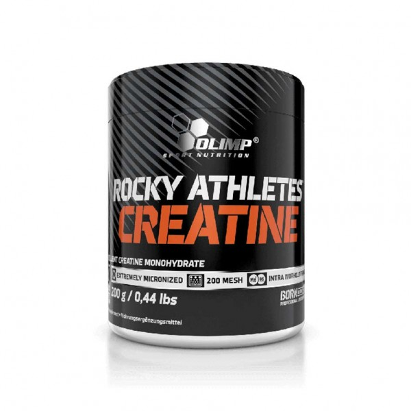 Olimp Rocky Athletes Creatine 200g Dose