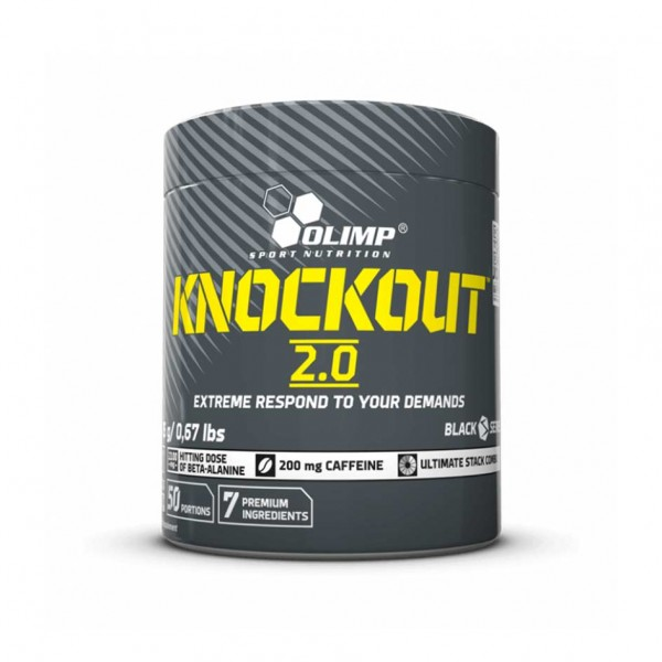 Olimp Knockout 2.0 Booster 305g