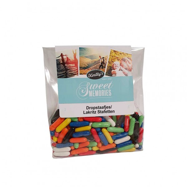 Kindly's Lakritz Stafetten 350g Packung
