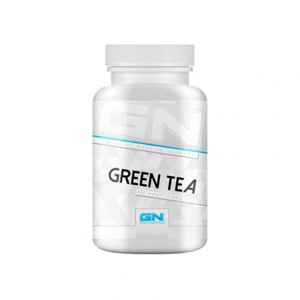 GN Laboratories Green Tea 60 Kapsel Dose