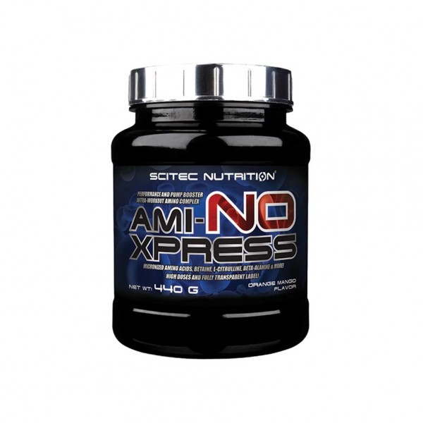 Scitec Nutrition Ami-NO Xpress 440g Dose