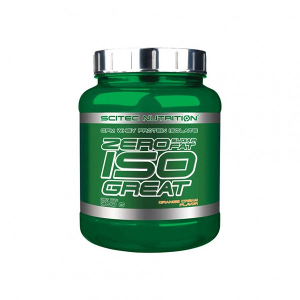 Scitec Nutrition Zero Iso Great 900g Dose