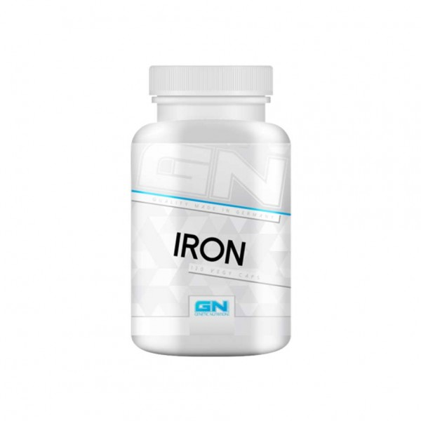GN Laboratories Iron 120 Kapsel Dose