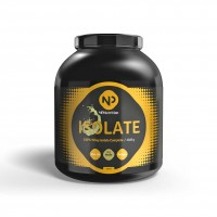 NP Nutrition Whey Isolate Vanilla 2020g Dose