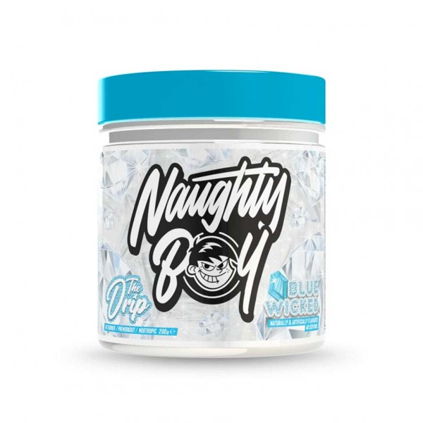 Naughty Boy The Drip 200g Dose Blue Wicked