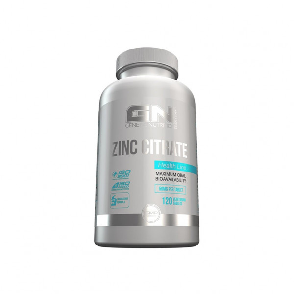 GN Laboratories Zinc Citrate 120 Tabletten