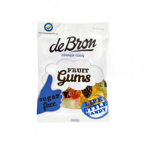 deBon Fruit Gums 100g