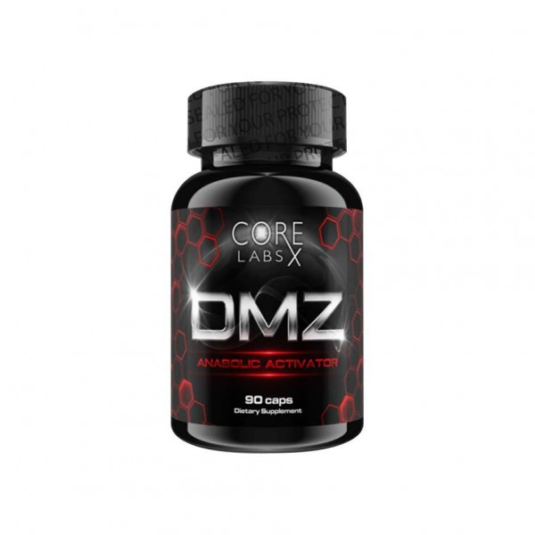 Core Labs X DMZ 90 caps dose
