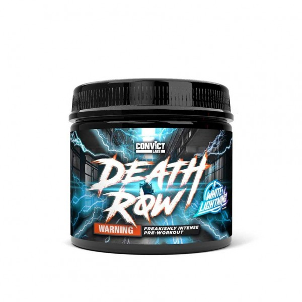 Convict Labs Death Row 300g Dose
