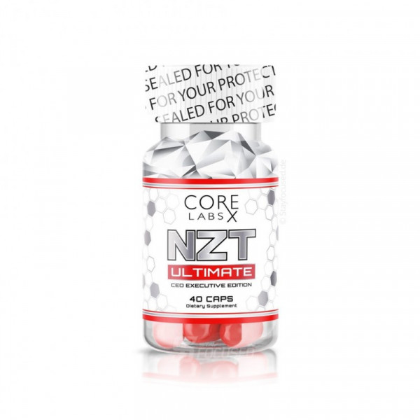 Core Labs X NZT Ultimate 40 Kapsel Dose