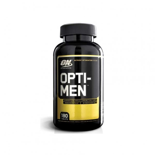 Optimum Nutrition Opti Men 180 Tabs