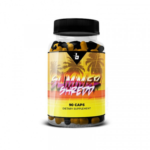 Blackline Supplements Summer Shredd 90 Kapsel Dose