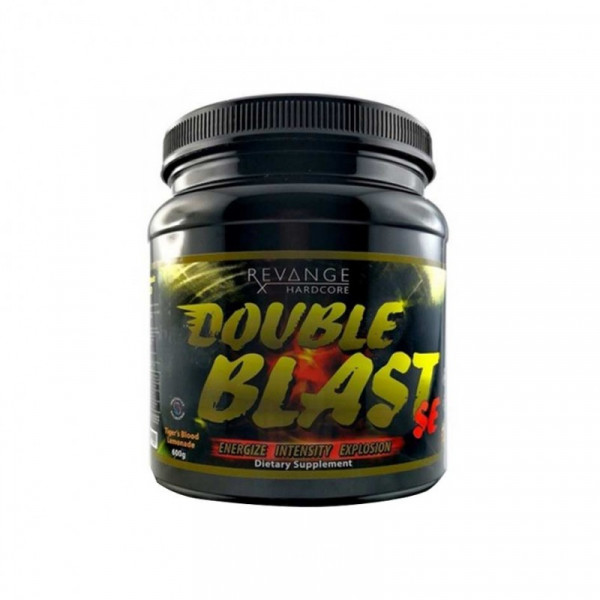 Revange Nutrition Double Blast 600 g (Tigers Blood) Dose