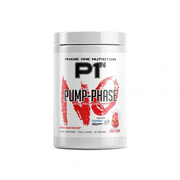 Phase One Nutrition Pump Phase Fruit Pump 335g Dose