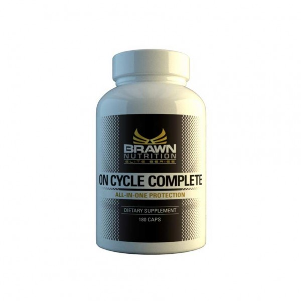Brawn Nutrition On Cycle Complete 180 Kapsel Dose