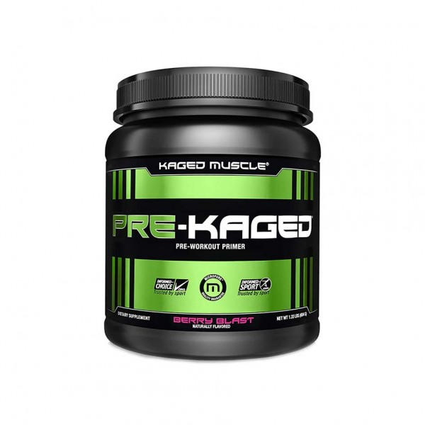 Kaged Muscle Pre-Kaged 621g Dose