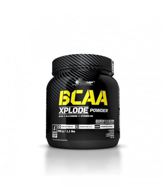 Olimp BCAA Xplode Powder 500 Gramm