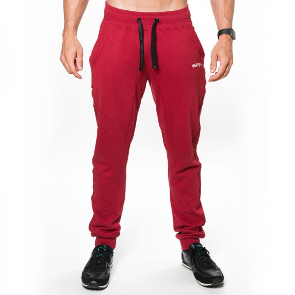 Mutaria Jogger Pants Red