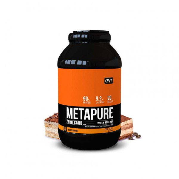 QNT Nutrition Metapure Whey Isolate 2000g Dose