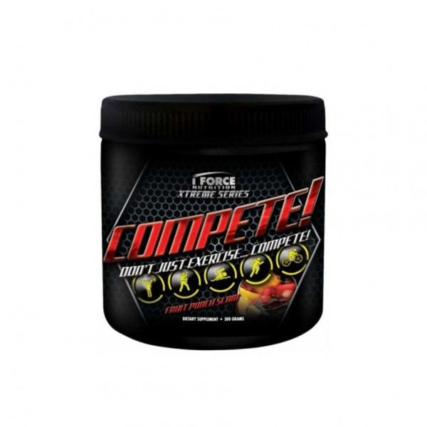 I Force Nutrition Compete! 300g Dose