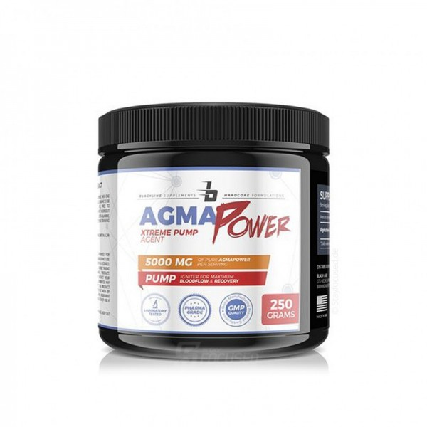 Blackline Supplement - Agma Power