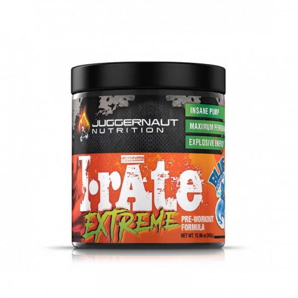 Juggernaut Nutrition - IrAte EXTREME 342g Dose
