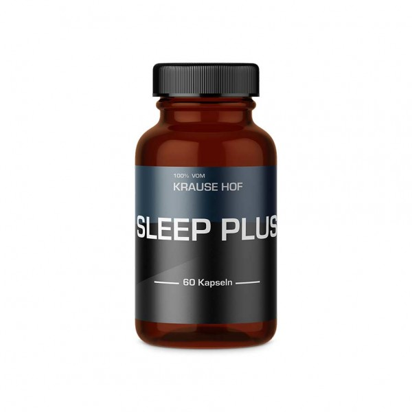 Krause Hof Sleep Plus 60 Kapsel Dose