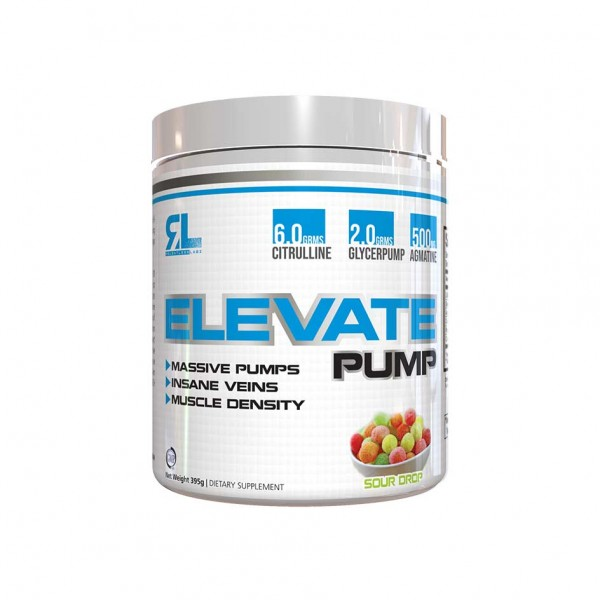 Relentless Labz Elevate Pump 395g Dose