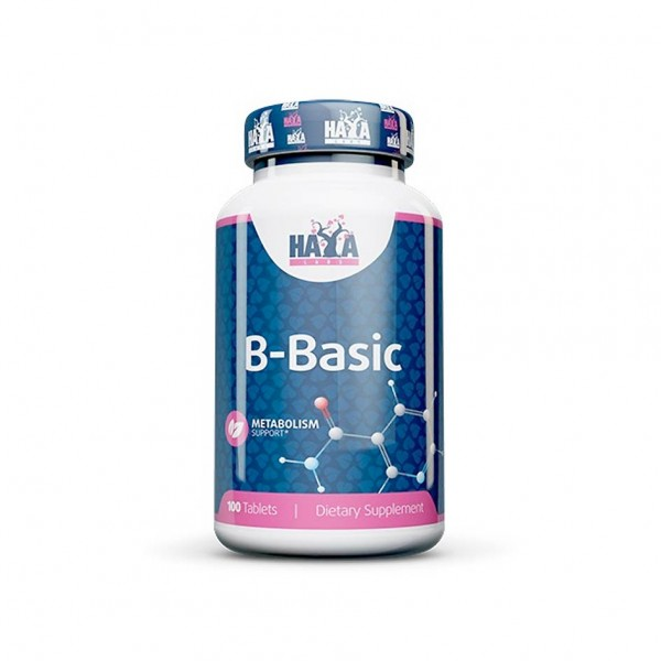 Haya Labs B-Basic 100 Tabletten Dose
