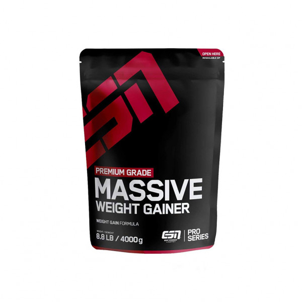 ESN Massive Weight Gainer 4000 Gramm