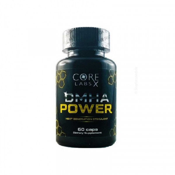 Core Labs DMHA Power 60 Kaspel Dose