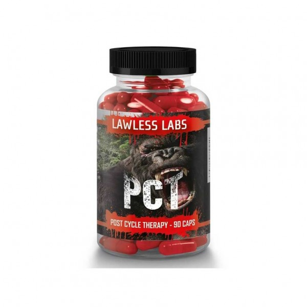 Lawless Labs PCT 90 Kapsel Dose