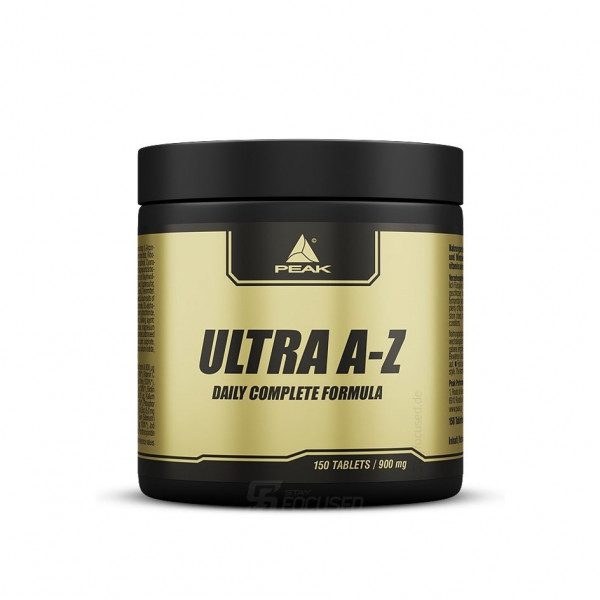 Peak Ultra A-Z 150 Tabletten