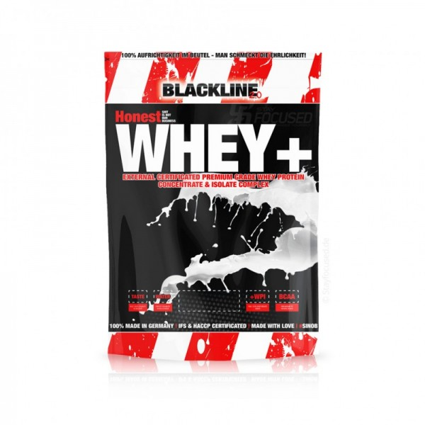 Blackline 2.0 Honest Whey 1000g Beutel