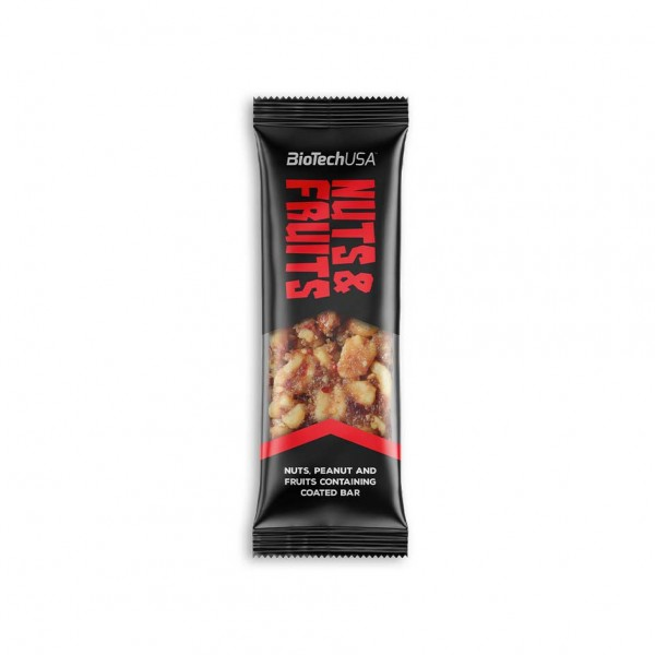 BioTech USA Nuts and Fruits 40g