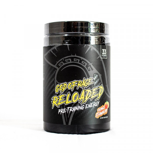 Centurion Labz God of Rage Reloaded 464g Dose