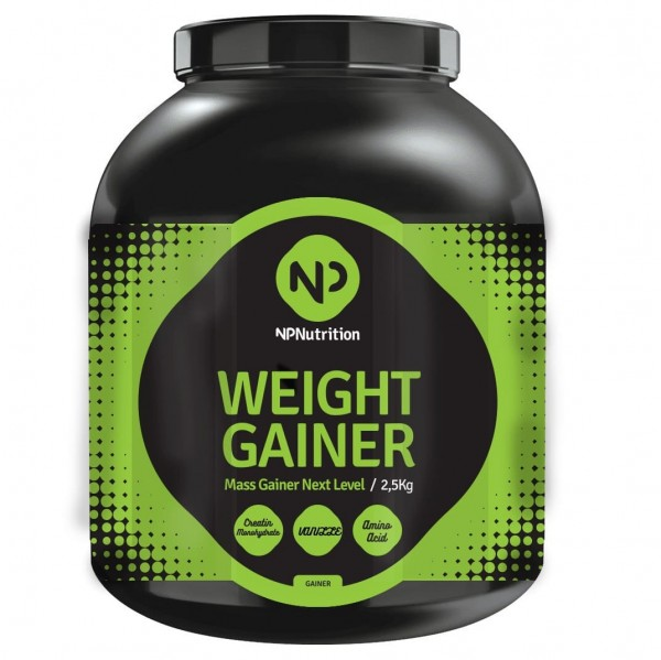 NP Nutrition Weight Gainer 2,5kg