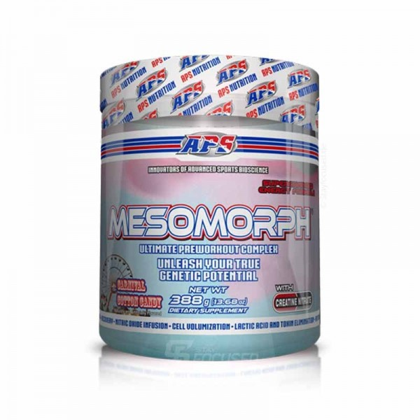 APS Nutrition Mesomorph 388g - 3.0 New Version
