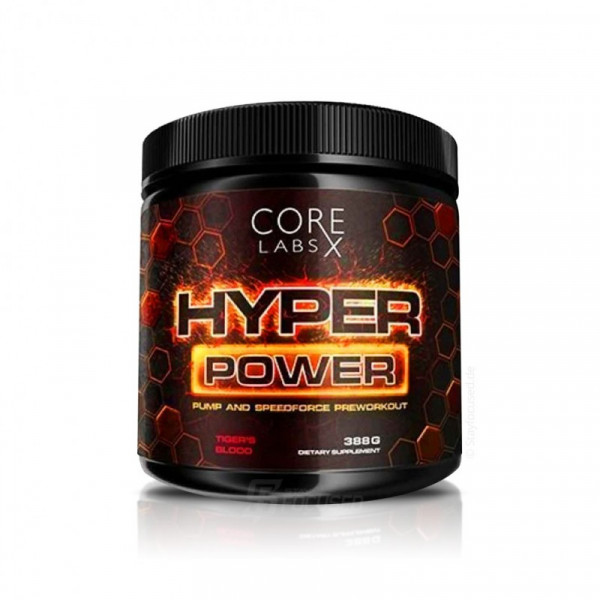 Core Labs X Hyper Power 388g Dose