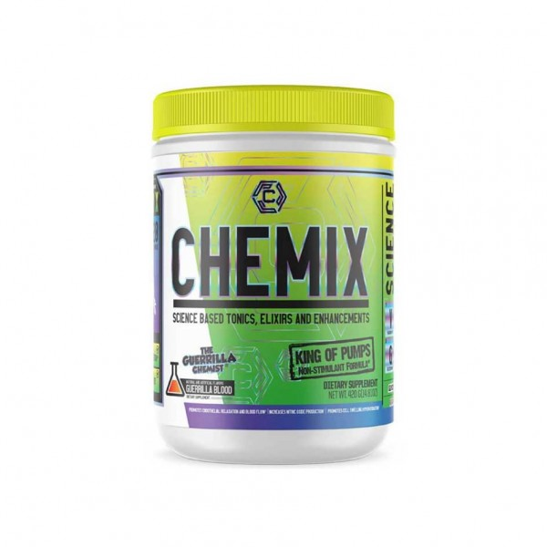 Guerrilla Chemist's Chemix King of Pumps 420g Dose