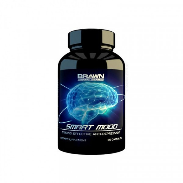 Brawn Nutrition Smart Mood 60 Kapsel Dose