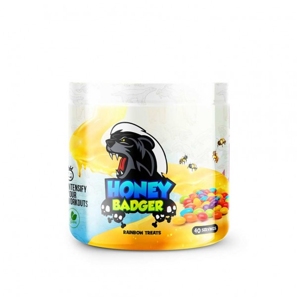 Honey Bader Pre-Workout 300g Dose