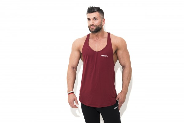 Mutaria Performance Stringer Red 1